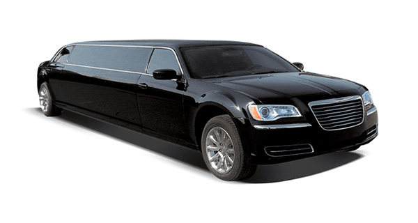 Chrysler 300 Limo (Black)