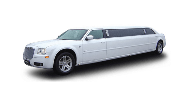 Chrysler 300 Limo (White)