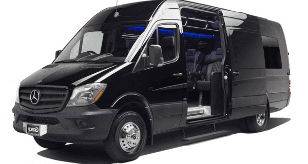 Mercedes Sprinter Luxury Coach