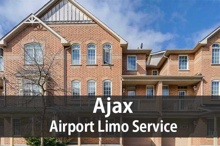 ajax airport limo