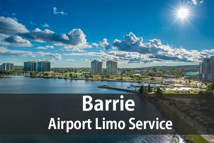 Barrie airport limo