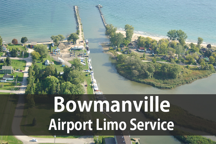 Bowmanville airport limo