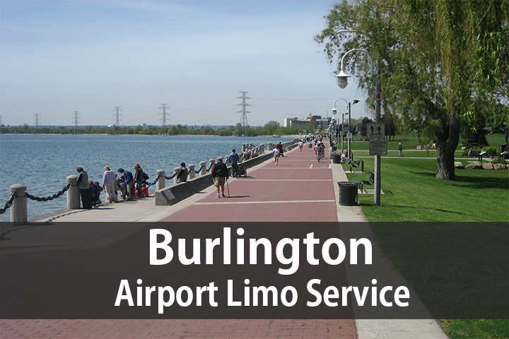 Burlington airport limo