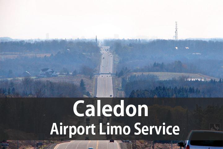 Caledon airport limo