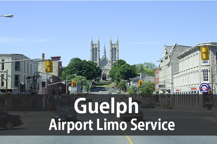 guelph airport limo