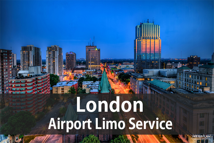 London airport limo