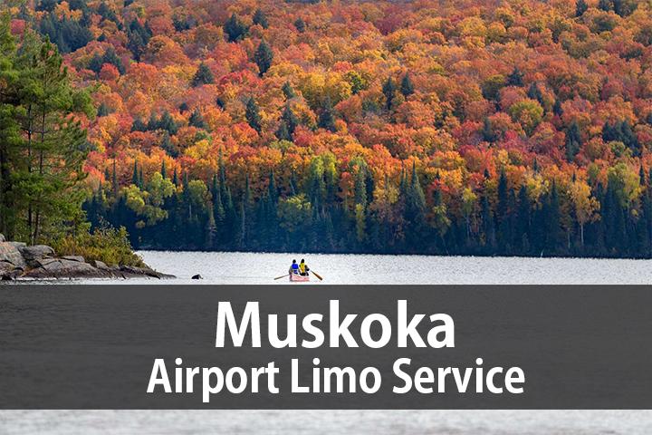 Muskoka AIRPORT Limo