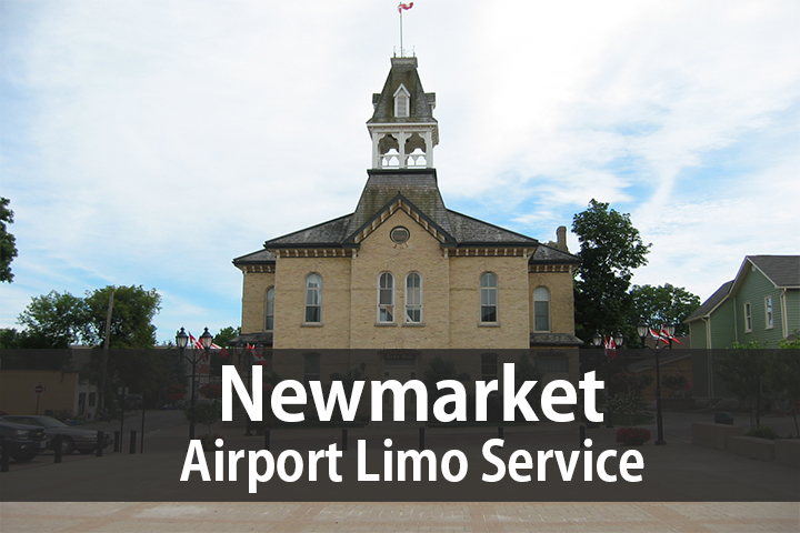 Newmarket airport limo