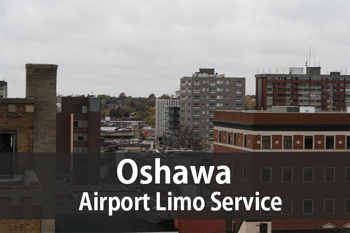 Oshawa airport limo