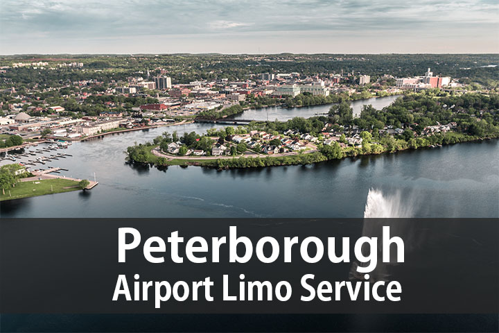 Peterborough airport limo