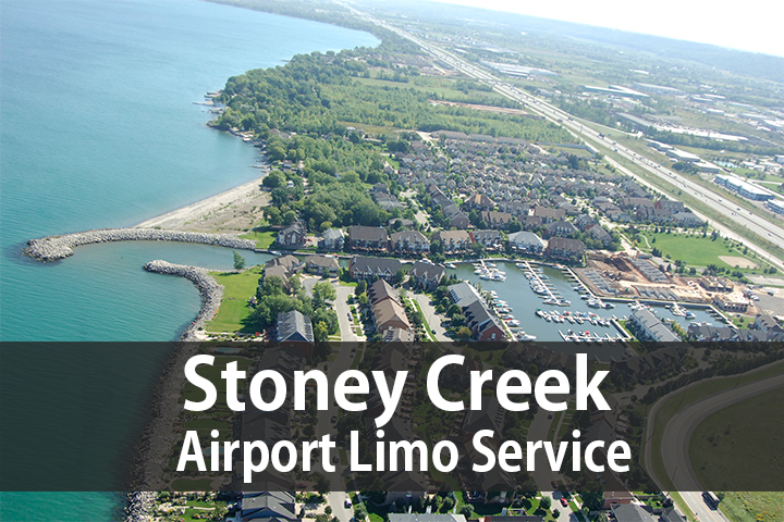 Stoney Creek airport limo